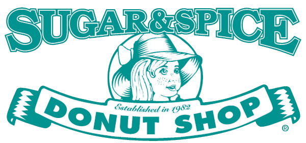 Sugar-Spice Donut Shop logo-header